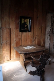 Martin Luther Arbeitszimmer in der Wartburg