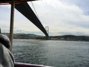 Die Brücke über den Bosporus ist nicht nur ein verkehrstechnisches, sondern auch ein gesellschaftspolitisches Signal: aufeinander zugehen.