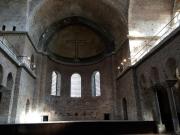 Die Irenenkirche ist eine der ältesten Kirchen der Stadt (und des Christentums). Sie wurde jedoch im Osmanischen Reich als Waffenlager benutzt und daher kaum baulich verändert. Zum Glück.
