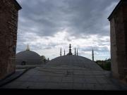 Einige die zahlreichen Kuppeln der Hagia Sophia.